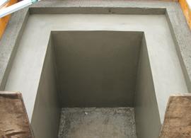 地下カロート